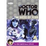 Doctor Who, The Hand Of Fear, Tom Baker