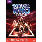 Doctor Who, Tom Baker, The Horns of Nimon US Region 1 DVD