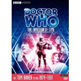 Doctor Who, Tom Baker, The Invasion of Time, US Region 1 DVD