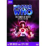 Doctor Who, Tom Baker, The Robots of Death Special Edition