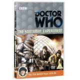Doctor Who, The Sontaran Experiment DVD, Tom Baker