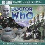 Doctor Who, William Hartnell, Galaxy 4, Audio CD