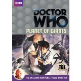 Doctor Who, Planet Of Giants, William Hartnell