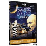 Doctor Who, William Hartnell, The Web Planet, US Region 1 DVD