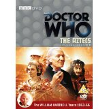 Doctor Who, The Aztecs Special Edition, William Hartnell