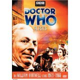 Doctor Who, William Hartnell, The Aztecs, US Region 1 DVD