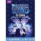 Doctor Who, William Hartnell, The Beginning, US Region 1 DVD