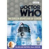 Doctor Who, The Dalek Invasion Of Earth, William Hartnell