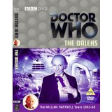 Doctor Who, The Daleks, William Hartnell