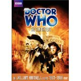 Doctor Who, William Hartnell, The Gunfighters, US Region 1 DVD