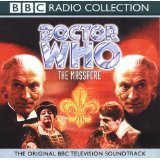 Doctor Who, William Hartnell, The Massacre, Audio CD