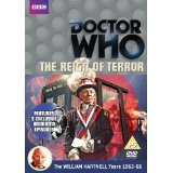 Doctor Who, The Reign Of Terror, William Hartnell