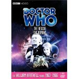 Doctor Who, William Hartnell, The Rescue, The Romans, US Region 1 DVD