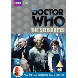 Doctor Who, The Sensorites, William Hartnell