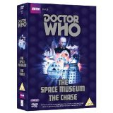 Doctor Who, The Space Museum, The Chase, William Hartnell
