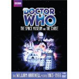 Doctor Who, William Hartnell, The Space Museum, The Chase