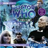 Doctor Who, William Hartnell, The Teth Planet, Audio CD