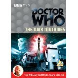 Doctor Who, The War Machines, Willima Hartnell