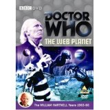 Doctor Who, The Web Planet, William Hartnell
